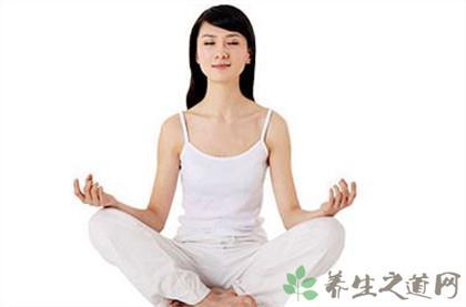靜坐式瑜伽