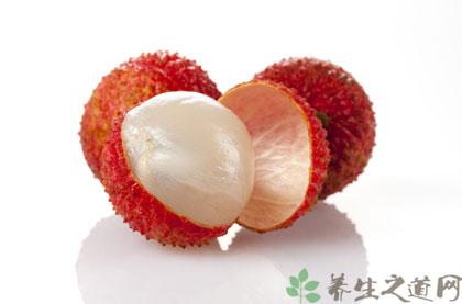 天熱吃什麼水果好--荔枝