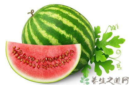天熱吃什麼水果好--西瓜