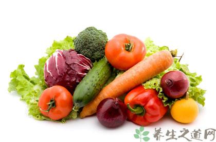 七月份時令養生蔬菜