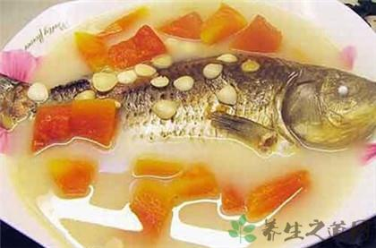 木瓜鮮魚湯