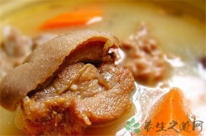 木瓜羊肉湯