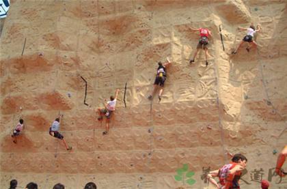室內攀巖比賽