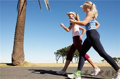 變速跑減肥