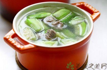 絲瓜湯的做法