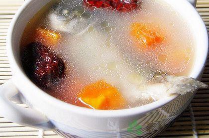 紅棗鯽魚木瓜湯