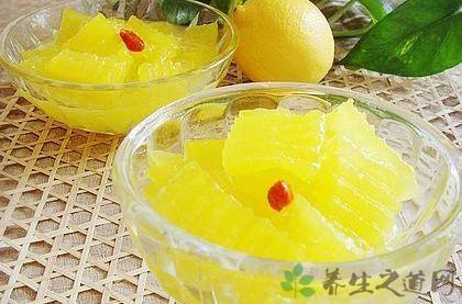 冬瓜的吃法大全  檸檬瓜條