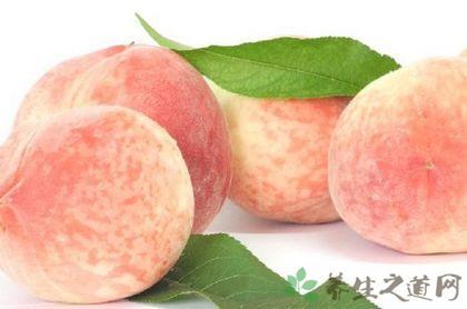 吃桃需不需削皮,怎麼洗桃才乾淨