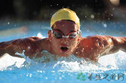 游泳健身的好處,游泳健身的注意事項