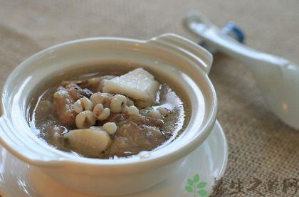 山藥排骨湯的做法