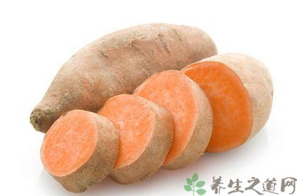 紅薯什麼時候吃最好