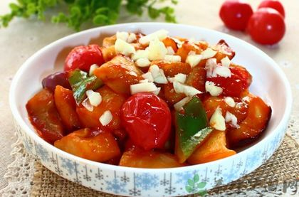 番茄搭配什麼吃最營養