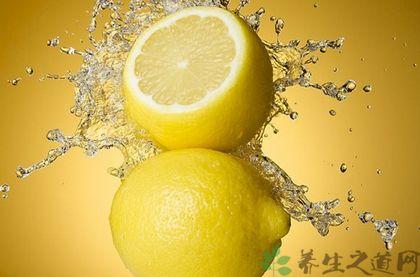 檸檬水什麼時候喝好