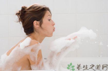 冬天洗澡水溫度