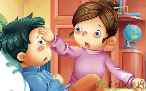 如何分辨小孩感冒的類型