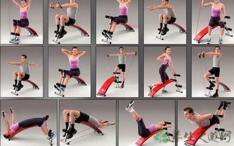去健身房怎麼練胸肌