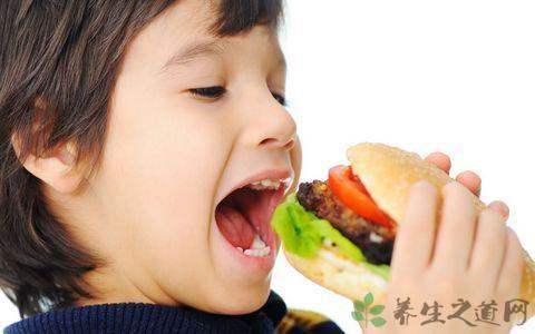 冬天給孩子吃什麼清肺化痰