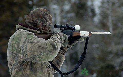 冬季戶外打獵12個絕妙方法