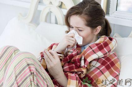 冬季如何預防鼻竇炎
