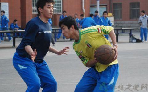打籃球怎麼用假動作