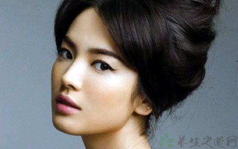 韓國女星是怎麼瘦臉的