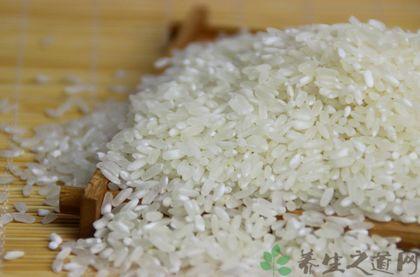大米放久了還能吃嗎