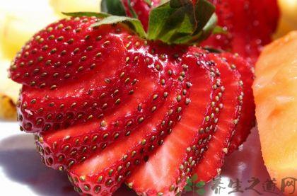 草莓吃多了會怎麼樣