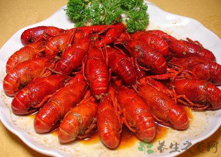水燙磨籠蝦圖片