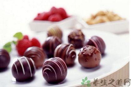 巧克力吃多了會怎樣