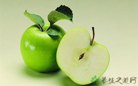 蘋果的獨有氣味可以減壓?