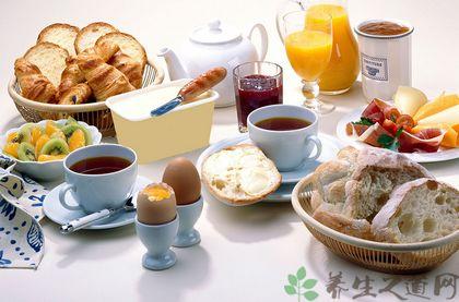 早餐不能空腹吃什麼