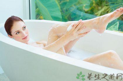 夏天洗冷水澡好嗎
