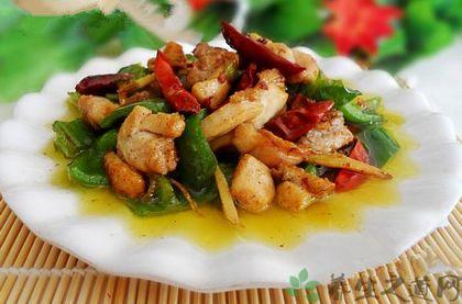 炒蔥椒雞是哪個地方的菜