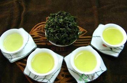 夏天適合喝什麼綠茶