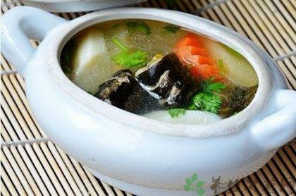 適合夏季補氣養生湯