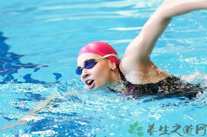 夏天感冒能游泳嗎