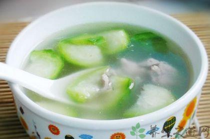 夏末秋初喝什麼湯