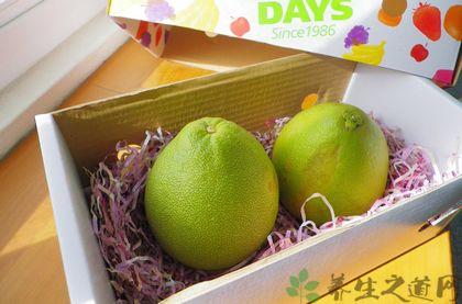 中秋節為什麼吃柚子