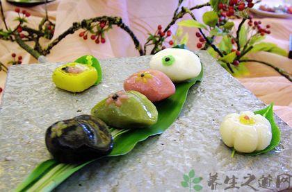 韓國中秋節吃什麼