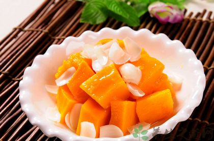 中秋節為什麼要吃南瓜