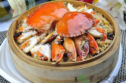 中秋節為什麼吃螃蟹