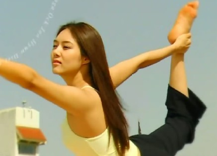 女性體操運動