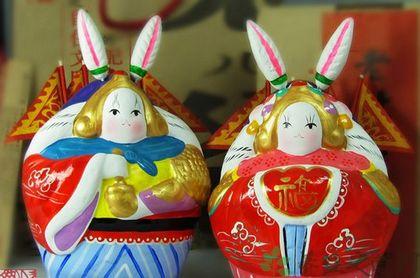 中秋節為什麼供兔兒爺