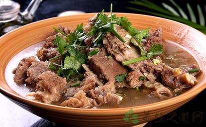 清燉羊肉圖片