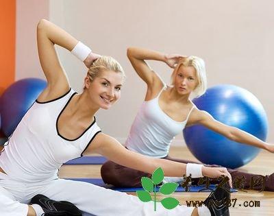 女性也需要鍛煉肌肉