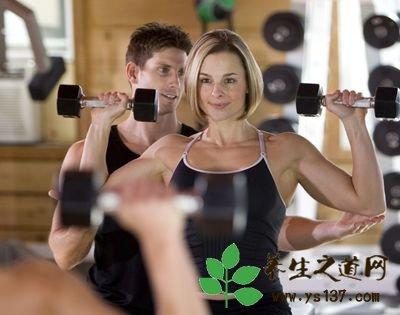 肌肉並不會影響女性美