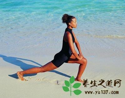 身體的強壯能有效延遲衰老