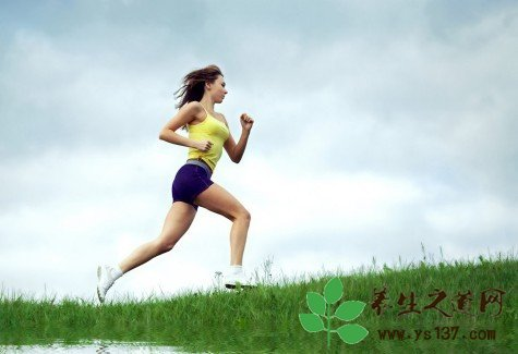 跑步是健身最好方法之一