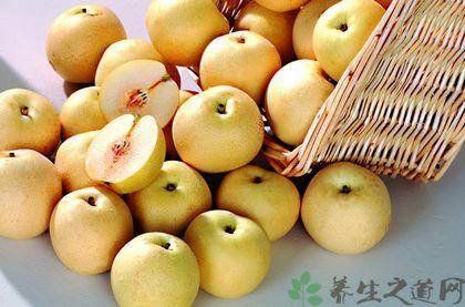 為什麼中秋節要吃梨