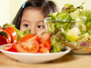 兒童飲食需注意